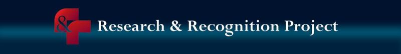 Research & Recognition Project